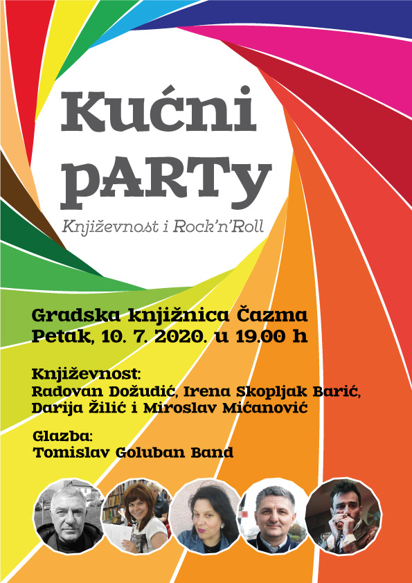 kucni party 2020
