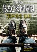 Fredrik Backman - Tjeskobni ljudi